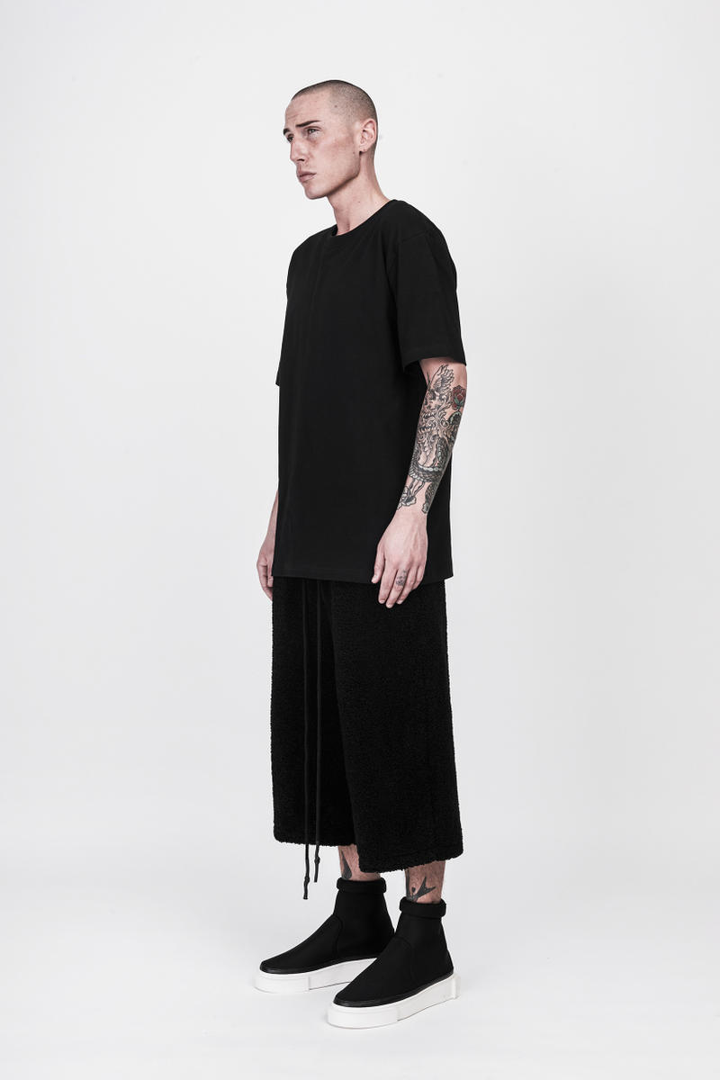 CGNY 2017 Spring Summer Black T Shirt