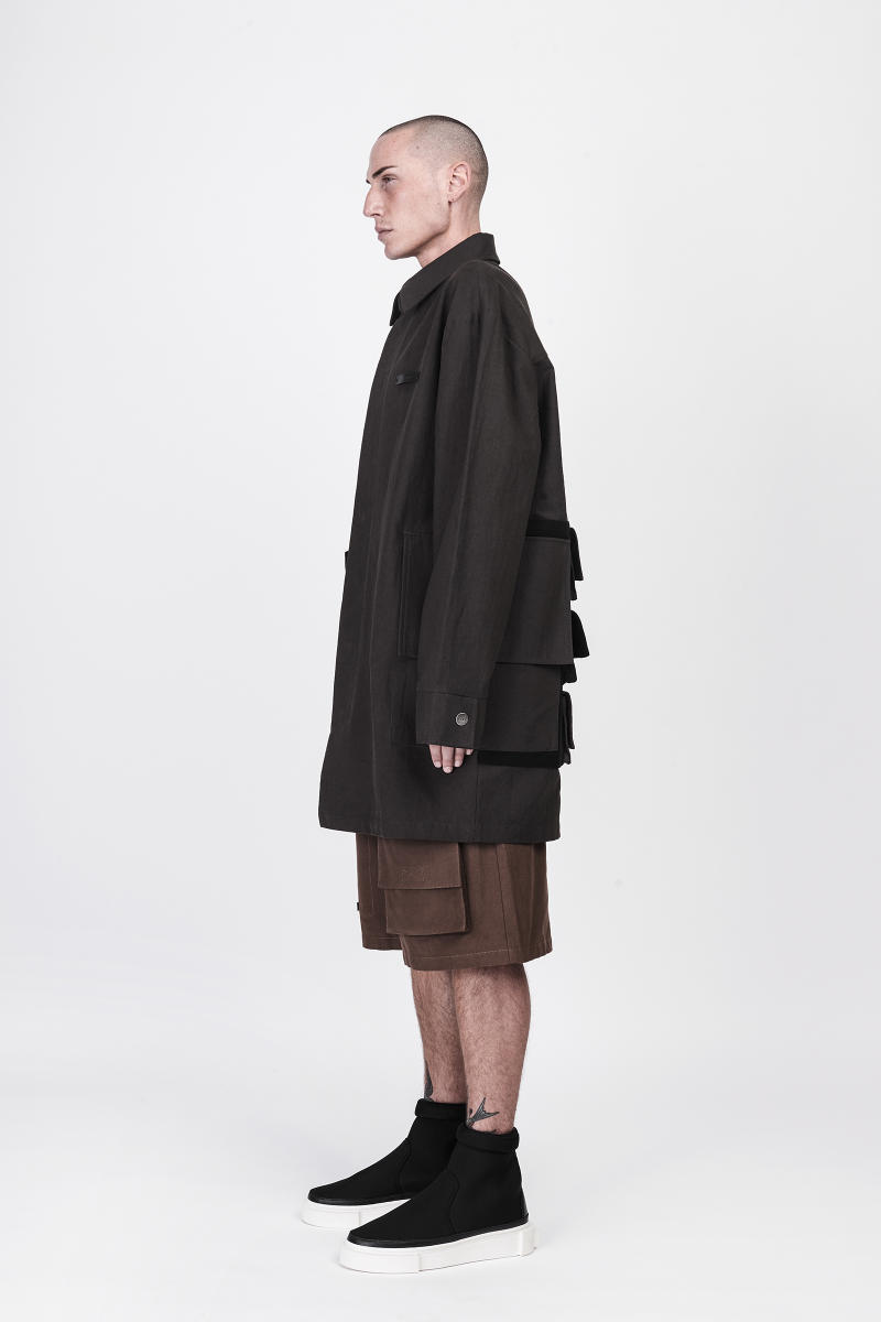 CGNY 2017 Spring Summer Trench Coat
