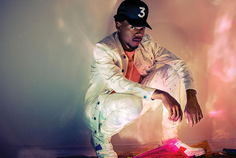 Chance the Rapper Mayor of Chicago Campaign Website