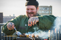 Follow Chef Matty Matheson as He Breaks Down How to Make the Perfect Chicken Yakitori in NYC