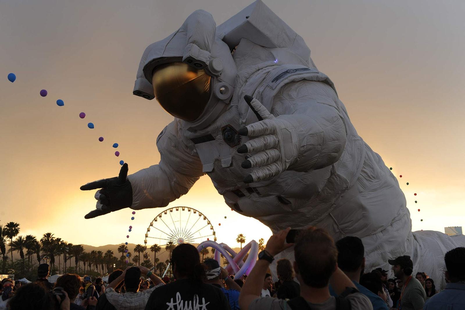 Poetic Kinetics Escape Velocity Coachella