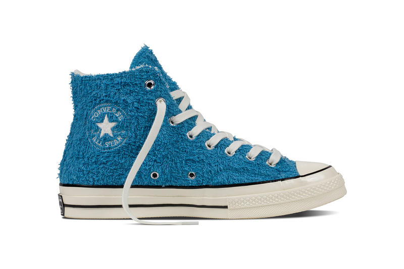 450bfbb44acb Converse Chuck Taylor All Star 70 Fuzzy Bunny Blue Pink Easter