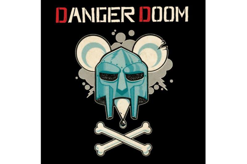 MF Doom Danger Mouse Danger Doom 2017