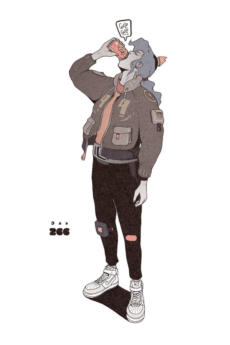 Daniel Isles Dirtyrobot Illustrator Interview