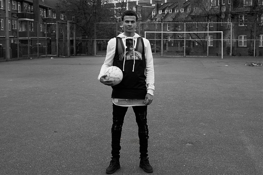 Dele Alli Exclusive Style Interview Yeezys UK Grime Premier League