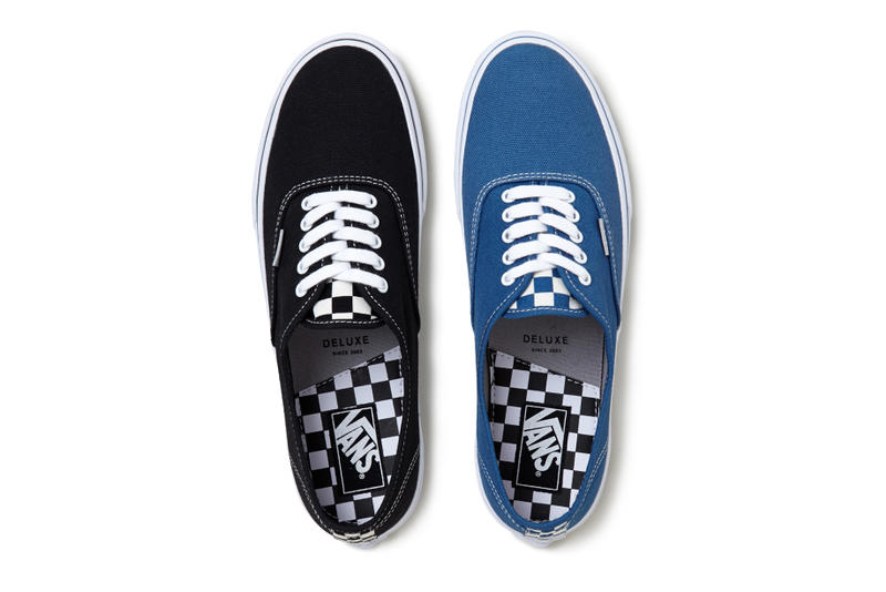 DELUXE Vans Authentic 2017 Collaboration