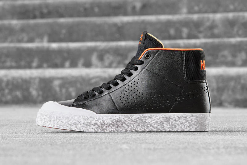 Donovon Piscopo Nike SB Blazer Mid XT Donnie