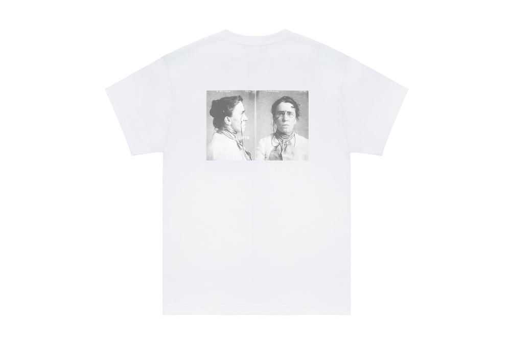 Dreamland Syndicate White Picture Print T-Shirt
