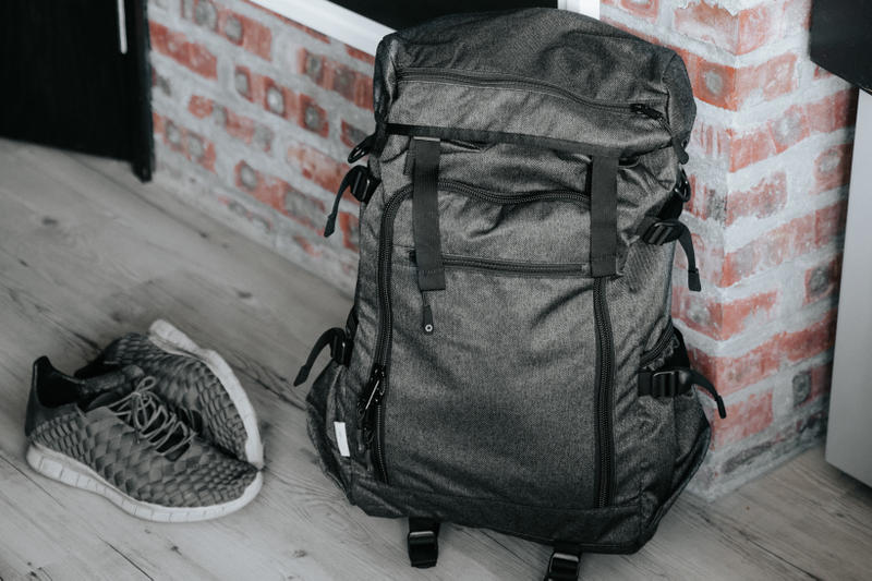 DSPTCH Modern Utility Collection Daypack Ruckpack Bookpack Gym/Bag