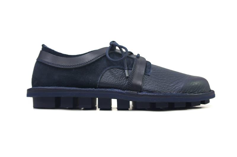 Engineered Garments x Trippen Border Shoe