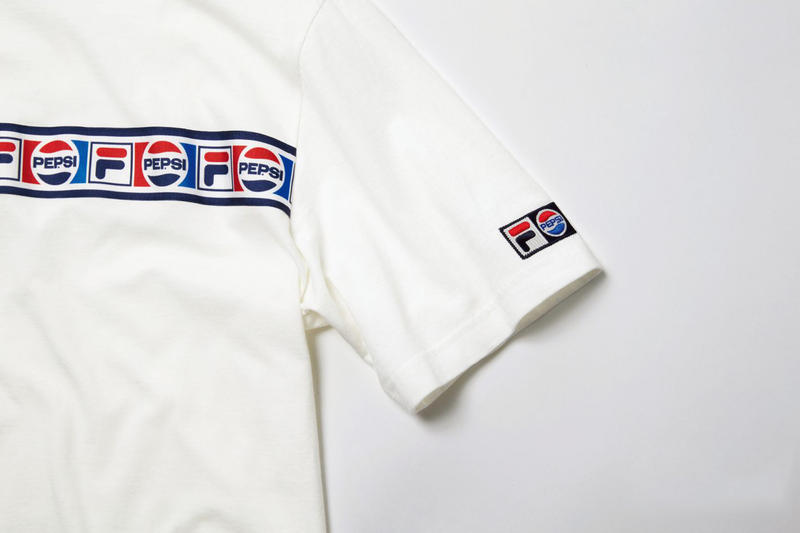 FILA and Pepsi Launch Capsule Collection