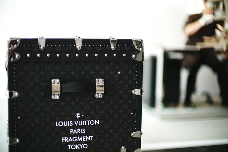 fragment design x Louis Vuitton Pop-Up Shop