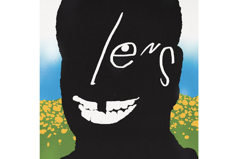 Frank Ocean Lens Cover Art Kerry James Marshall APortrait of the Artist As a Shadow of His Former SelfArtwork