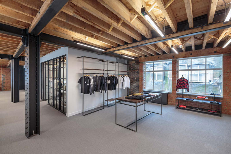 fred perry showroom