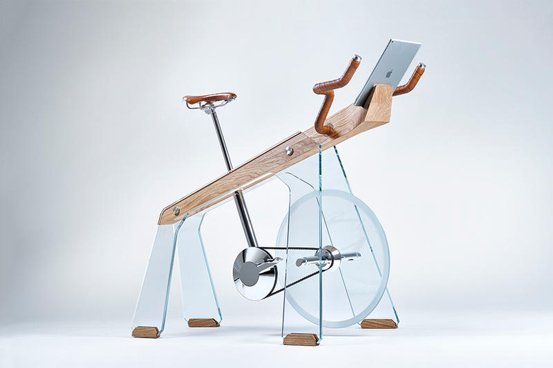 Fuoripista Exercise Bike Adriano Design