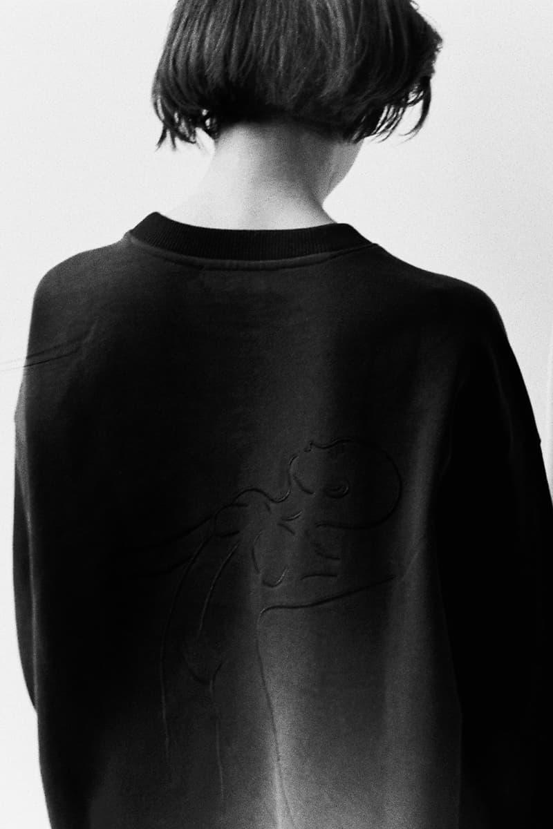 FUTUR Season 4 2016 Spring/Summer Lokbook Tokyo Paris Skateboarding Long-Sleeved T-Shirts