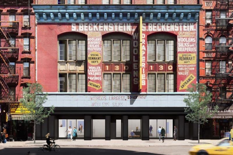 Galerie Perrotin Art Gallery New York Lower East Side