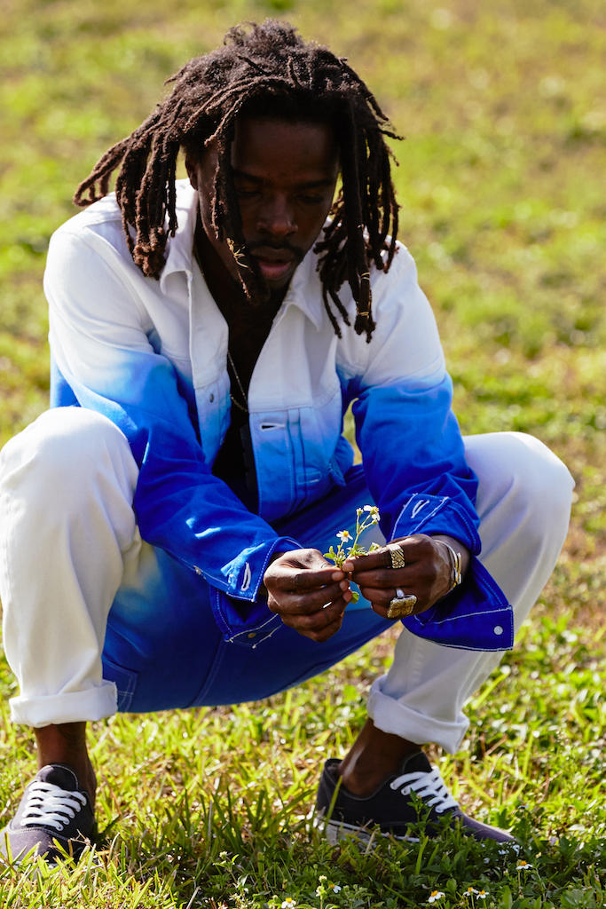 GANRYU UNKNWN Fumito Ganryu COMME des GARCONS Editorial Twelve'Len