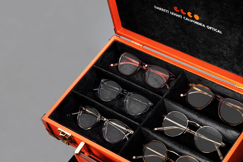 Garrett Leight Guichard Eyeglass Carrying Case