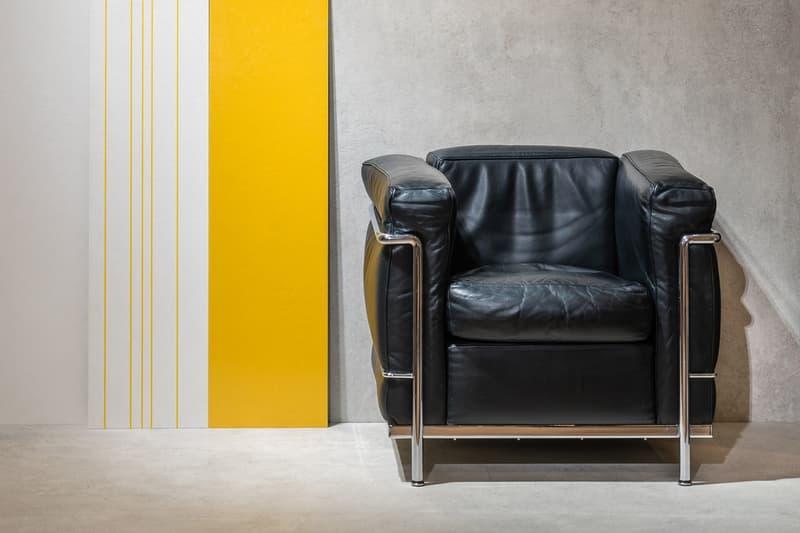 Gigacer Le Corbusier Tiles Yellow