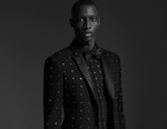 Givenchy Steps Back Into Formalwear With Its 2017 Fall Tuxedo Capsule Collection