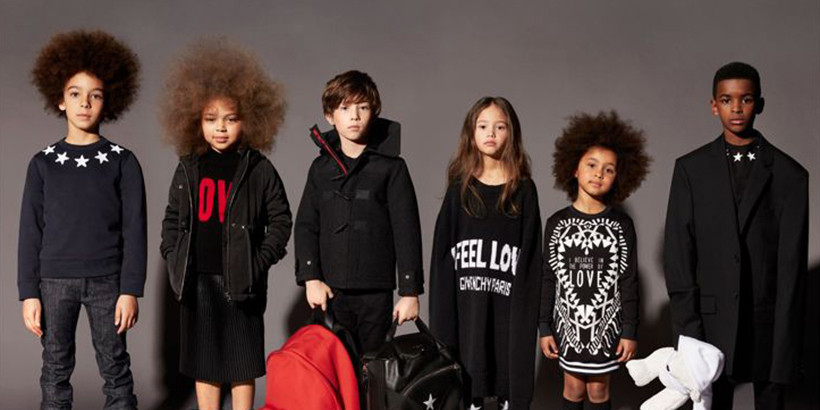 913d8e8f5 Givenchy Unveils Kids Line | HYPEBEAST