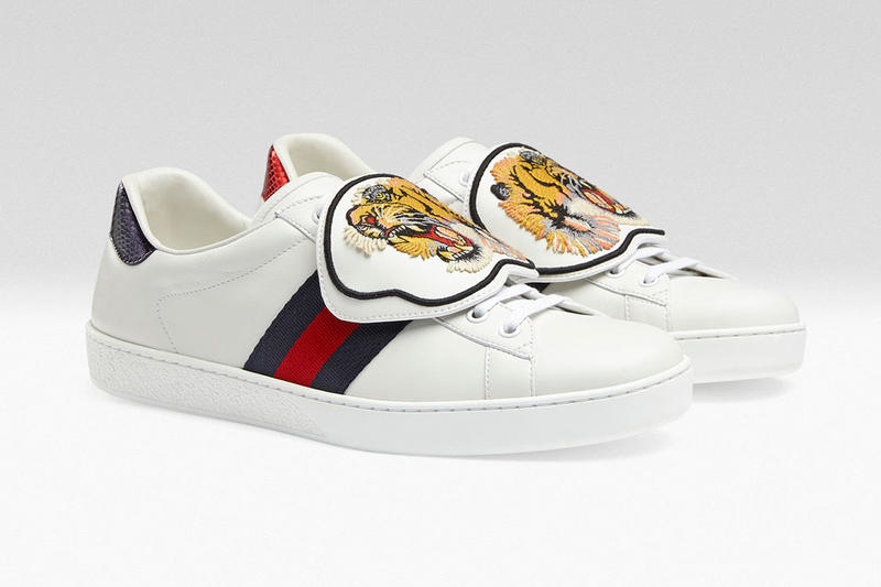 ff15c40a5e7 Customize Your Gucci Sneakers with New Patches