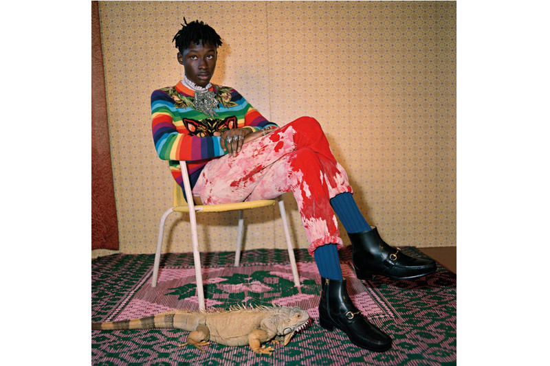 Gucci Pre-Fall 2017 Collection Campaign