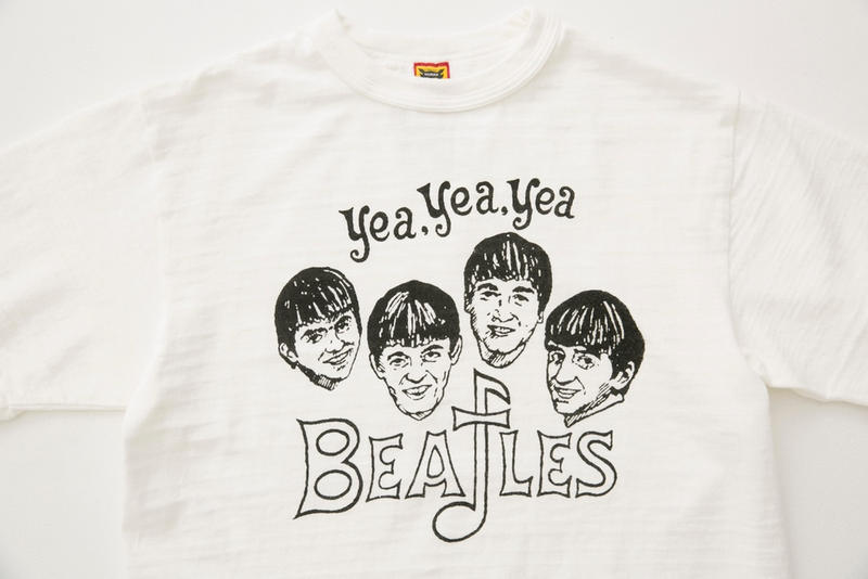 HUMAN MADE® x The Beatles
