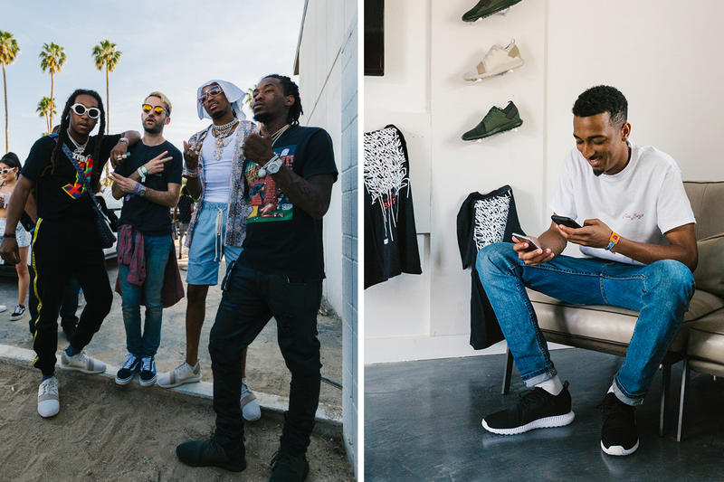 HYPEBEAST Hotel Presented by Under Armour Recap gucci mane tyga migos a-trak