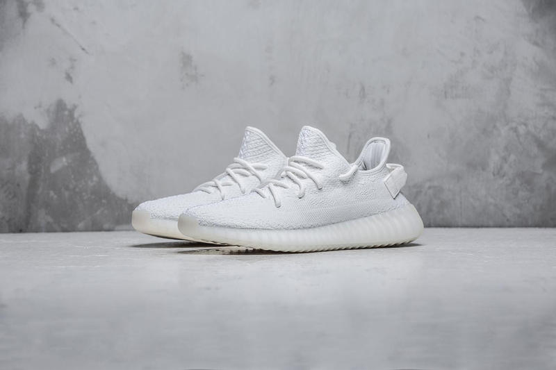 89e8d07b7a45c4 Kanye West adidas Originals YEEZY BOOST 350 V2 Cream White Giveaway  HYPEBEAST