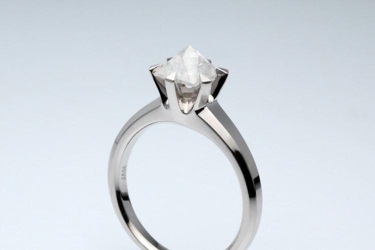 76de577087ba Diamonds Get Cut Into Studs for JAM HOME MADE s