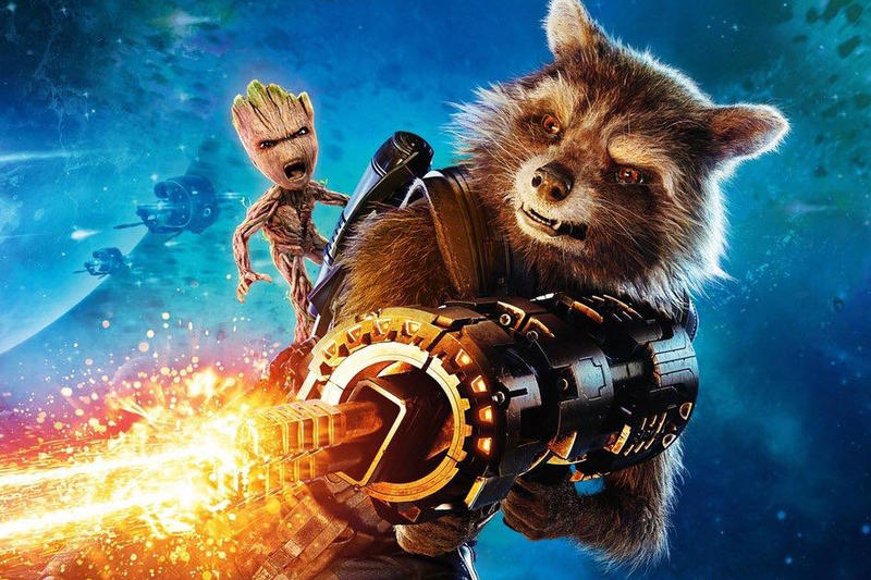 James Gunn Write Direct Guardians of the Galaxy 3