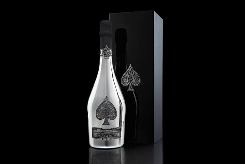 JAY Z Armand De Brignac A2 850 Dollars USD Bottle