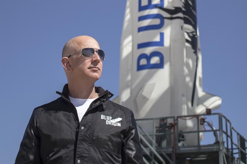 Jeff Bezos Begins Funding Space Tourism Company Blue Origin