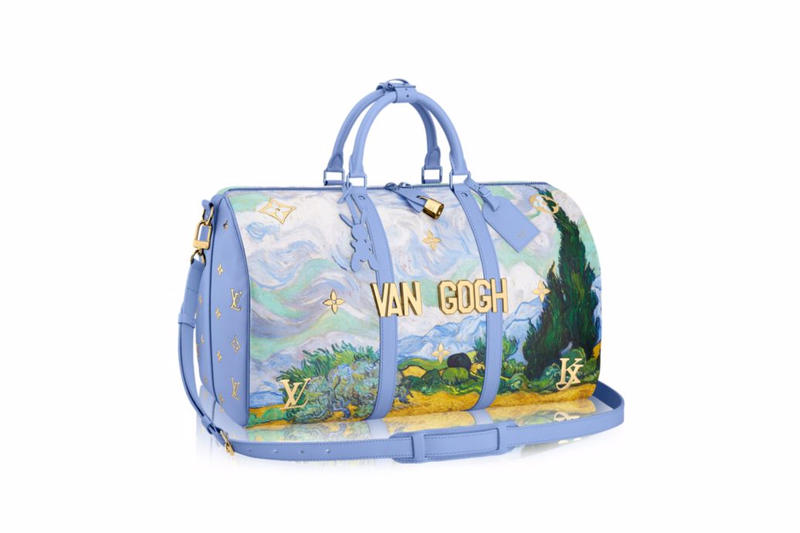 Jeff Koons Louis Vuitton Bags Wallets Accessories Fashion Luxury