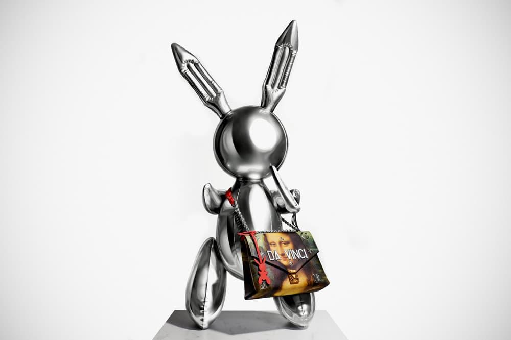 Jeff Koon Louis Vuitton Collection