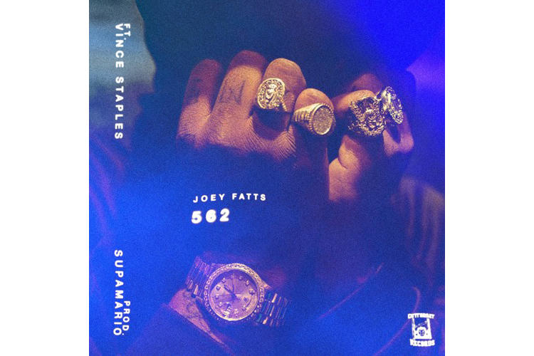 "Listen to Joey Fatts and Vince Staples Track ""562"""