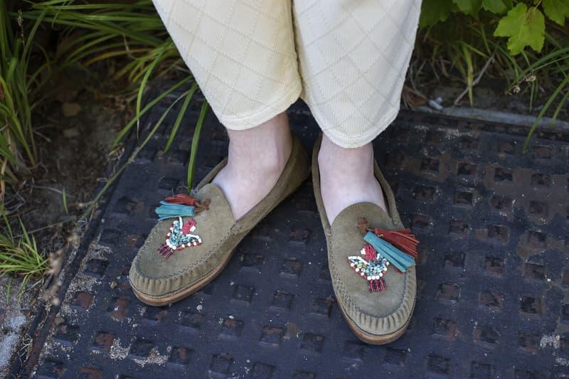 KAPITAL 2017 Spring/Summer Lookbook Africa Japanese Brand Draping Indigo Denim Americana Embroidery