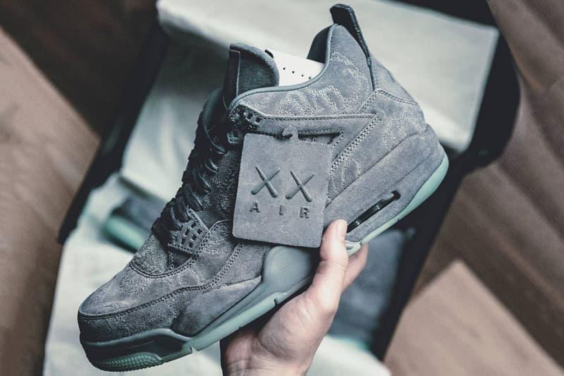 KAWS x Jordan 4