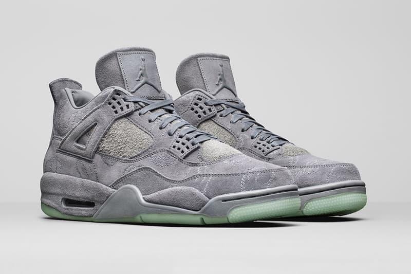 Kaws Air Jordan 4 Sneaker
