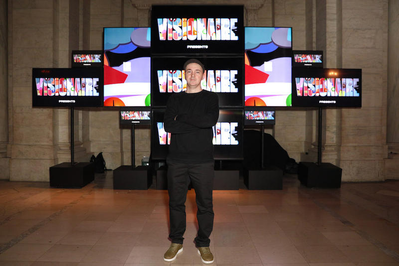 Visionaire KAWS A VR Experience Webby Awards