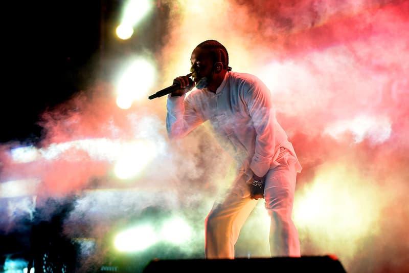 Kendrick Lamar Coachella 2017 Full Performance