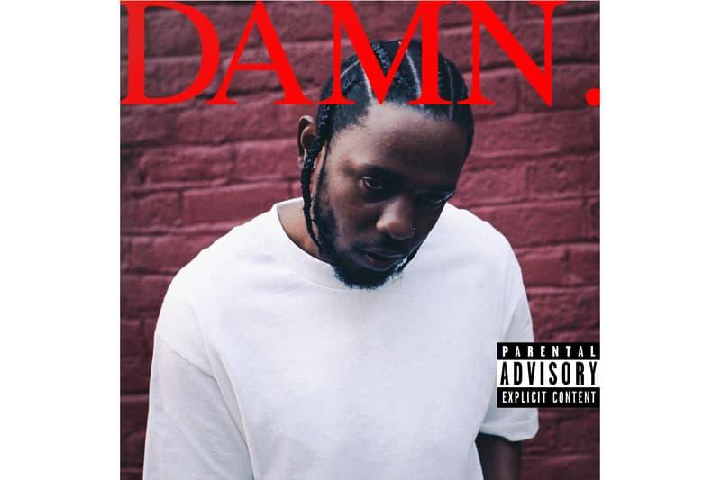 "Kendrick Lamar's ""DAMN."" Album Cover Art Explained Designer Music HUMBLE TDE Vlad Sepetov"