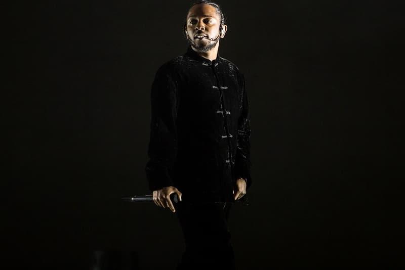 Kendrick Lamar DAMN Sales Billboard Charts Debut Week 2017
