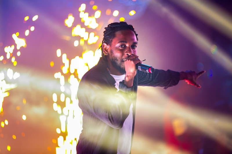 Kendrick Lamar DAMN Tour