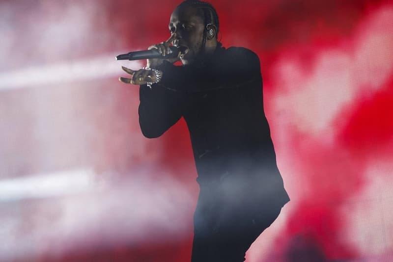 Kendrick Lamar Billboard Hot 100 Chart