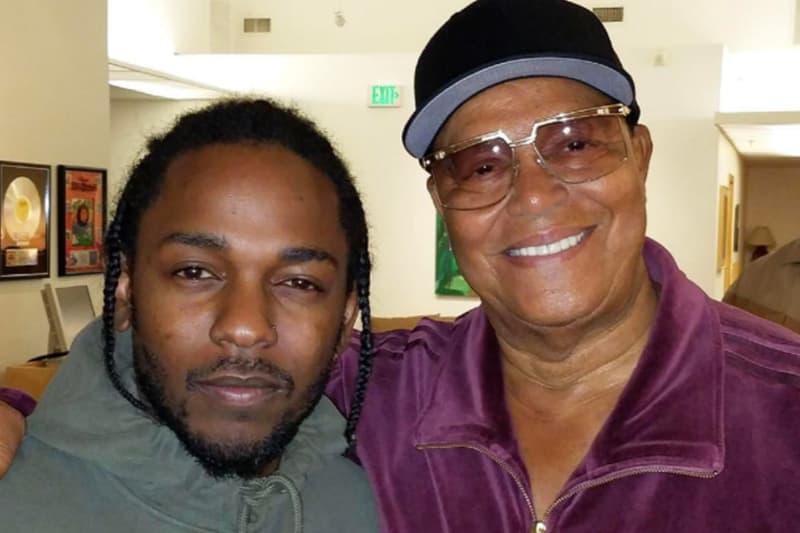 Kendrick Lamar Louis Farrakhan Meeting 2017