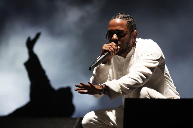 Kendrick Lamar Compton Signing More Music Best Buy