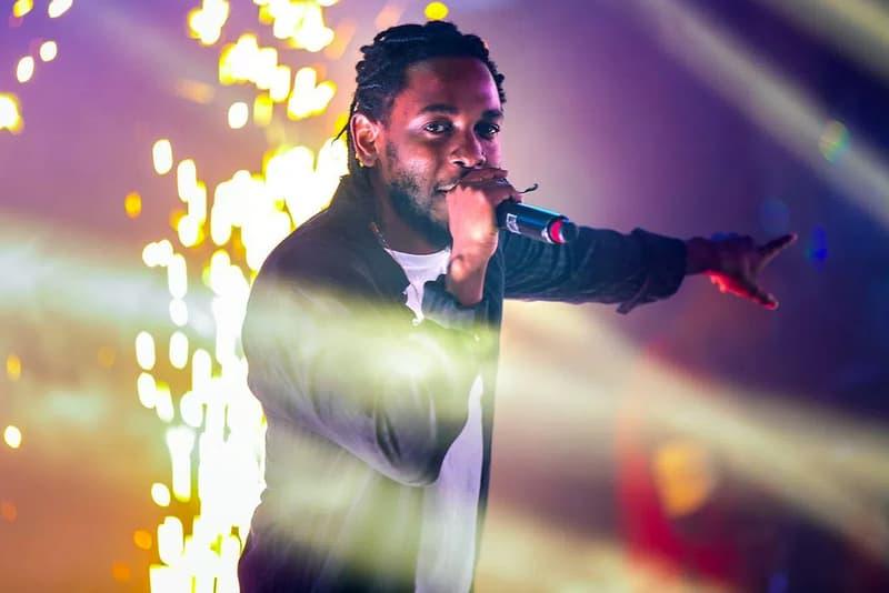 Kendrick Lamar New Album 'DAMN.' Feature KAYTRANADA